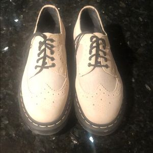 Dr. Martens wing tips